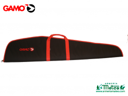 GUN COVER RED AND BLACK COLOR 120 CM