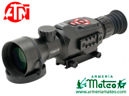 Visor ATN X Sight  II HD 5-20