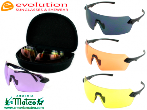 Gafas Evolution matrrix