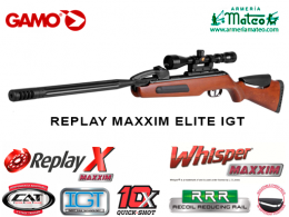 gamo replay maxxim elite igt