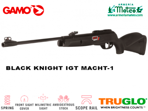 carabina gamo black knight macht 1