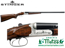 escopeta stinger a3 elegant paralela