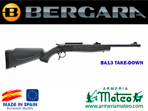 Rifle bergara ba13 Take Down