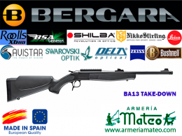 bergara ba13 take