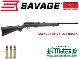 Savage 93R17F 17HMR