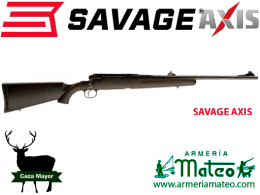 Rifle Savage XP