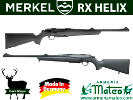Rifle Merkel Helix Explorer