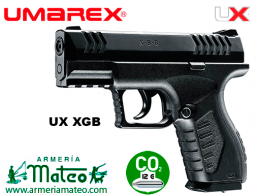 Pistol UMAREX CO2 XBG