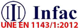 INFAC UNE 1143/1:2012