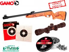 CARABINA GAMO BLACK 1000 HV STORM PACK