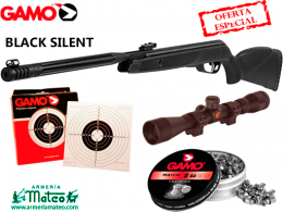 Black Silent pack