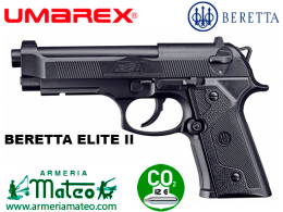 Pistol UMAREX CO2 BERETTA ELITE II
