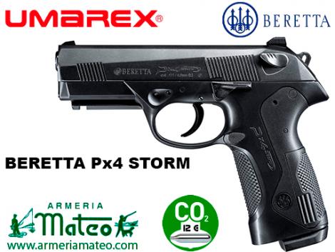 PISTOLA BERETTA PX4 STORM CO2 BLOWBACK