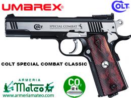 Pistola Colt Special Combat