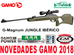 Carabina Gamo G-magnum Jungle Iberico