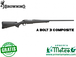 Rifle Browning A Bolt 3