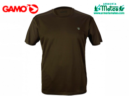 Camiseta Gamo T-Tech verde kaki