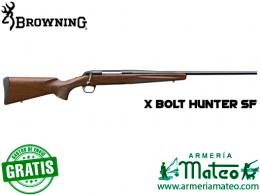 browning x bolt hunter sf