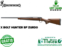 browning x bolt hunter sf lh