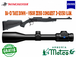 bergara ba13 zeiss conquest