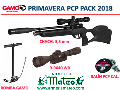 Pack chacal oferta