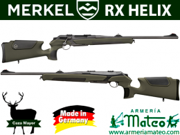 RIFLE MERKEL HELIX SPEEDSTER