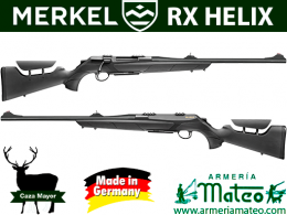 RIFLE MERKEL HELIX ALPINIST