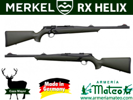 Rifle Merkel Explorer Forest