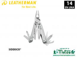 Multierramienta Leatherman Sidekick