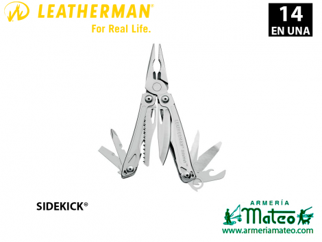 Multierramienta Leatherman Sidekick