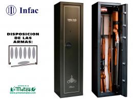 ARMERO INFAC MK7 UNE EN 1143/1:2012