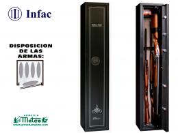 ARMERO INFAC MK5 UNE EN 1143/1:2012