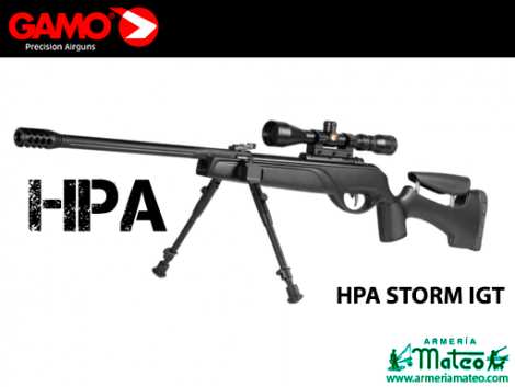 Gamo Hpa Storm IGT