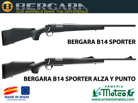 Bergara B14 Sporter
