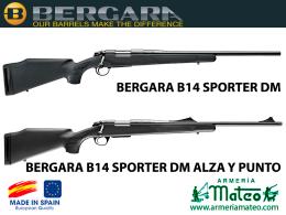 Bergara B14 Sporter DM