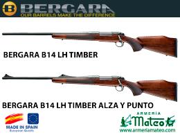 Bergara B14 LH Timber