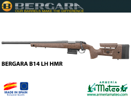 Bergara B14 LH HMR