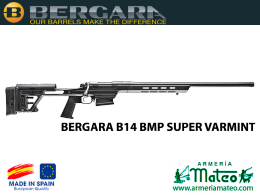 Bergara B14 BMP Super Varmint