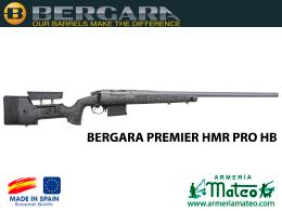 Bergara Premier HMR Pro HB