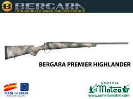 Bergara Premier Highlander