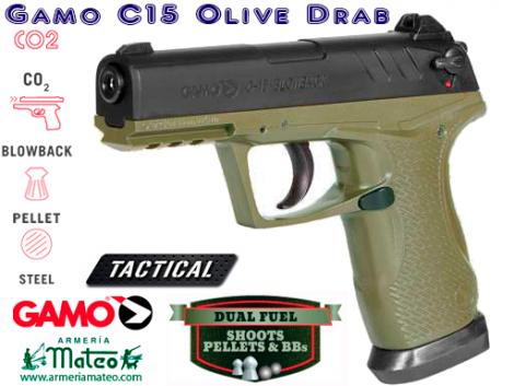 Pistola Gamo Olive Drab