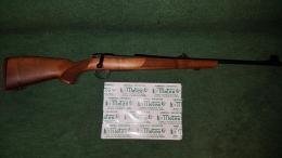 Rifle Krico de madera Cal. 243