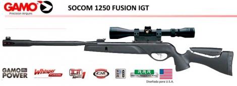 SOCOM 1250 FUSION IGT PACK