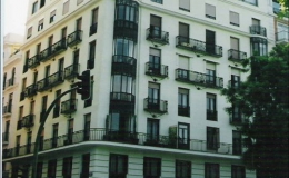 14 PASEO PINTOR ROSALES. MADRID