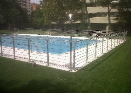 RENOVATION OF SWIMMING POOLS