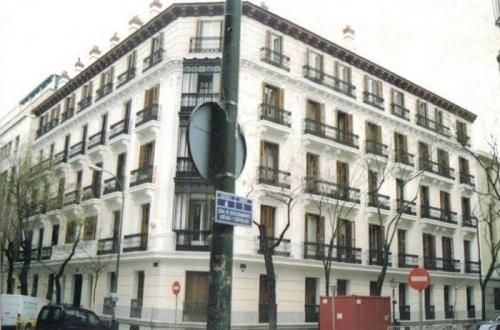 C/ Villanueva, 13. MADRID