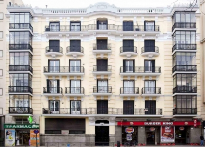 RENOVATION OF BUILDINGS IN MADRID