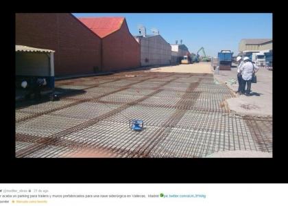 马德里停车场翻修工程