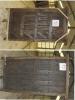 Puerta rústica antigua