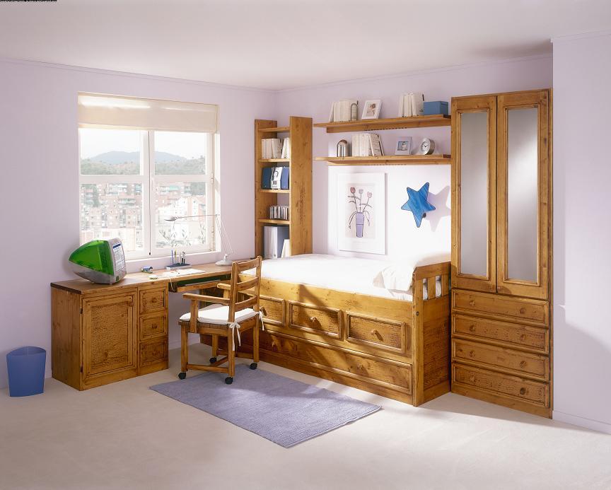 Dormitorios juveniles rusticos dormitorio rustico juvenil - Dormitorios juveniles rusticos ...